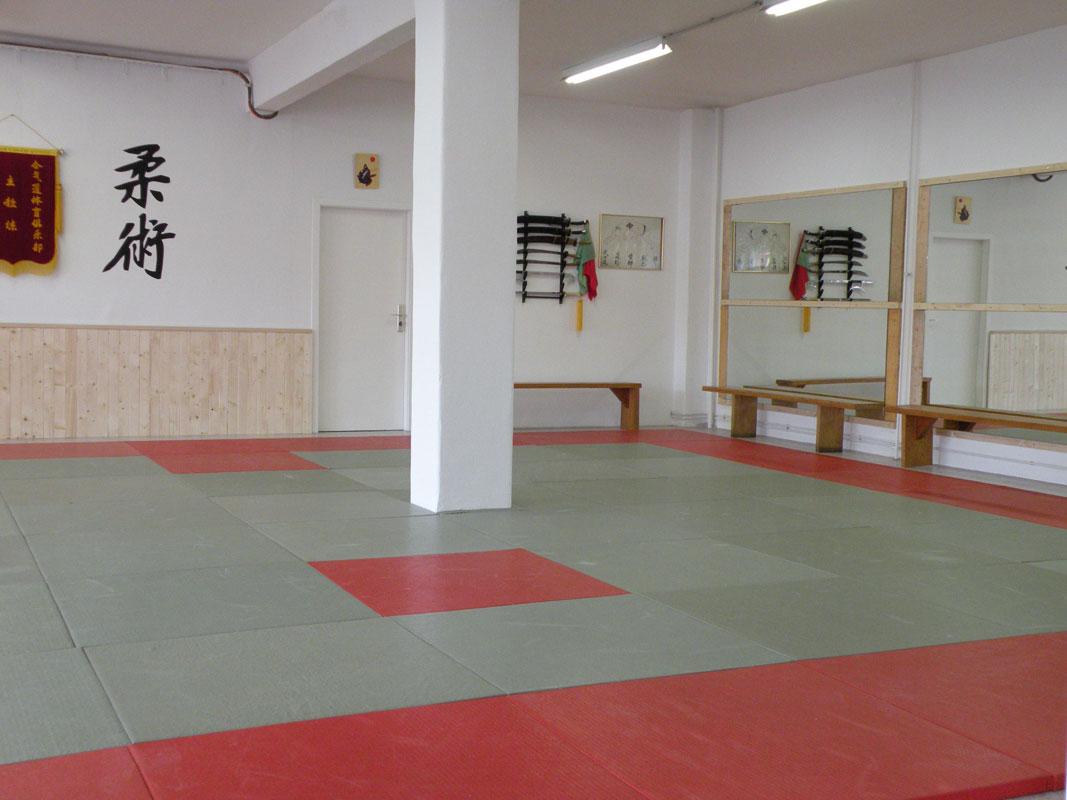 Kampfschule Wudangshan in Magdeburg
